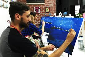best painting classes in nyc for beginners or actual artists