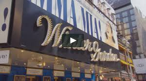 spotlight on broadway winter garden theatre on vimeo