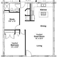floor plan for one bedroom house beautiful simple one bedroom house plans for hall kitchen simple