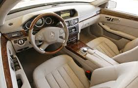 mercedes gls interior mercedes benz e550 luxury sedan interior eurocar news