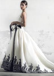 white black wedding dress black and white wedding dress a can