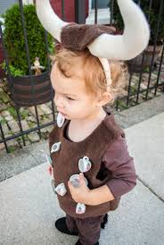 Diy Boy Toddler Halloween Costumes Easy Diy Halloween Costume For Toddlers Bull In A China Shop