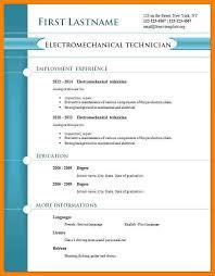 cv performa cv resume download pdf performa of resume sample fresher resume