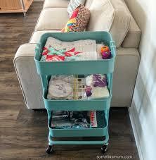 Ikea Craft Cart Ikea Råskog Cart Is One Of The Best Storage Solutions