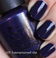 fall 2011 nail polish trend bold beautiful blues all lacquered up