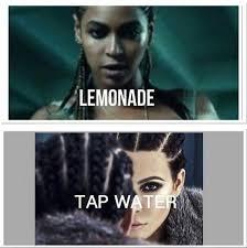 Hollywood Meme - beyonce and kim kardashian meme the hollywood gossip