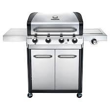 char broil signature tru infrared 4 burner cabinet gas grill signature 4 burner gas grill walmart com