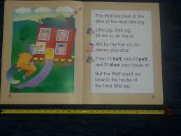 three little pigs big book level a by addison wesley publishing