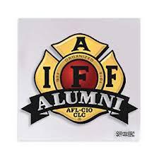 alumni decal alumni decal iaff online store