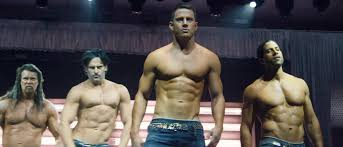 magic mike xxl behind the fat movie guy magic mike xxl teaser trailer and movie poster