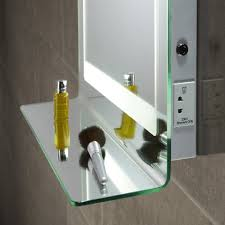 Bathroom Mirrors With Shelf The Best 100 Comely Large Bathroom Mirror With Shelf Image