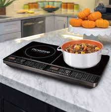 Nuwave Precision Portable Induction Cooktop Nuwave Pic Double