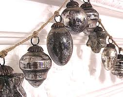 cutepinkstuff and more mercury glass ornaments