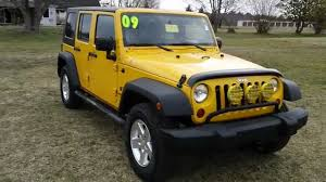 used 4 door jeep wrangler rubicon for sale used car sale maryland 2009 jeep wrangler unlimited 4 door 4wd