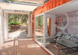 these gorgeous low cost eco homes are built using containers