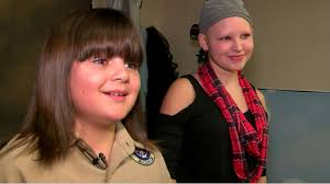 boy grows out hair for 2 years for friend with alopecia sos