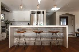 l shaped kitchens with islands eric aust architect kitchens l shaped kitchen waterfall island