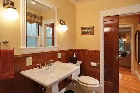 bathroom craft ideas arts and crafts bathroom lighting fivhter