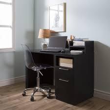 Morgan Computer Desk With Hutch Black Oak by South Shore Furniture 7219711 Element Office Desk Lowe 39 S Canada