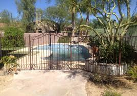 Iron Home Residential Wrought Iron Pool Fencing Dcs Pool Barriers
