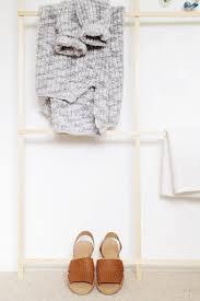 diy trellis clothes racks fall for diy