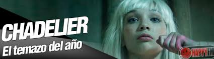 Sia Chandelier Lyric Chandelier De Sia Vídeo Y Letra Lyrics En Español Happy Fm