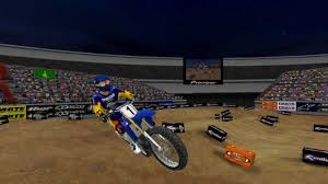 motocross madness download motocross madness 2 twisted supercross night youtube