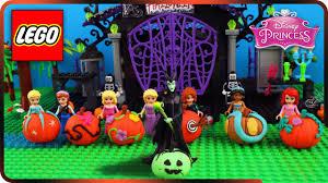 lego disney princess maleficent halloween pumpkin carving