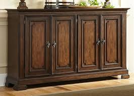 liberty furniture armand traditional 4 door buffet wayside