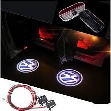 led door lights for volkswagen vw golf 6 gti mk6 mk5 de ghost