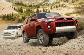 toyota suv differences between toyota suvs and crossovers