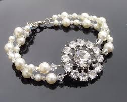 pearl style bracelet images Swarovski crystal pearl sterling silver bracelet meg jules jpg