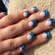 new acrylic nails holiday designs