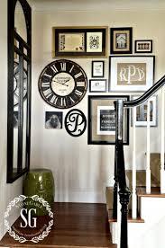 stunning decoration clock wall art pleasurable modern art wall