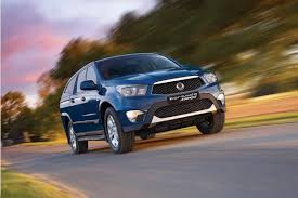 ssangyong korando sports new ssangyong korando sports pick up truck suv hybrid priced from