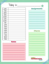 mom u0027s master homeschool binder a free printable resource