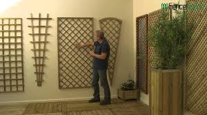 fence plus trellis explained youtube