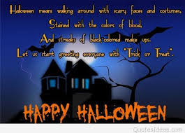 scary halloween status quotes wishes sayings greetings images halloween wishes quotes