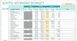 brilliant wedding budget planner free printable wedding budget