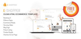 ecommerce online shopping mobile website templates mimity online