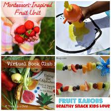 21 fruit activities for kids wildflower ramblings