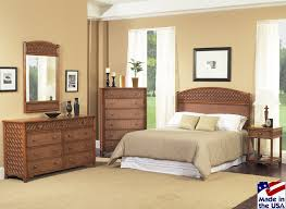 Rustic Bedroom Furniture Set by Wicker Bedroom Furniture Also With A White Bedroom Furniture Also