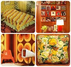 Retro 60s Bedroom Ideas 60s Home Decor Home Design Ideas