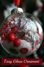 decorated clear glass balls supplies craft supplies