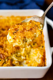 thanksgiving corn side dishes grandma u0027s creamed corn casserole recipe unsophisticook