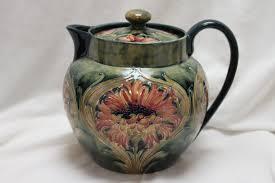 Moorcroft Clematis Vase Moorcroft Clematis Vase U2013 China Rose Antiques