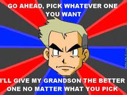 Professor Oak Meme - professor oak know your meme