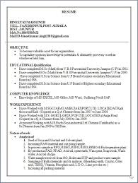 Resume 10 Years Experience Sample by Project Consultant Cover Letter