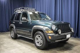 lowered jeep renegade 2005 jeep liberty renegade 4x4 northwest motorsport