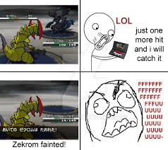Rage Guy Memes - pokemon rage guy meme by chibi95 on deviantart